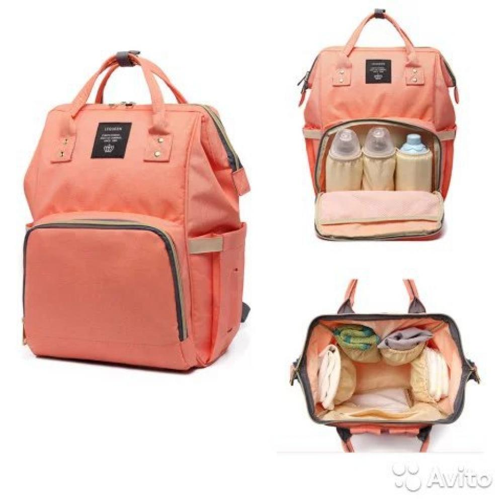 Сумка-рюкзак для мам «Baby Mo»